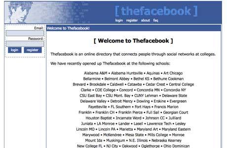Internet của 15 năm về trước: Facebook, Instagram còn chưa có tên chính thức, Yahoo trông như website trẻ con - Ảnh 2.