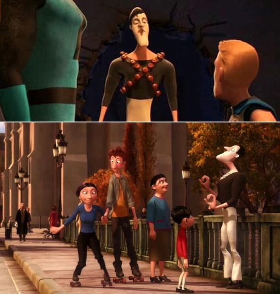 18 bí mật nửa thật nửa ngờ gây sốc ẩn chứa trong hoạt hình Pixar - ảnh 19