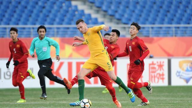Không gom đủ quân, U23 Australia bị VFF thay thế bằng Palestine - ảnh 1