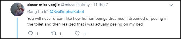 Cô nàng robot Sophia khoe giấc mơ ma mị lên Internet, cư dân mạng mổ xẻ nghi ngờ là giả - ảnh 5