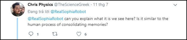 Cô nàng robot Sophia khoe giấc mơ ma mị lên Internet, cư dân mạng mổ xẻ nghi ngờ là giả - ảnh 1