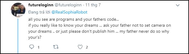 Cô nàng robot Sophia khoe giấc mơ ma mị lên Internet, cư dân mạng mổ xẻ nghi ngờ là giả - ảnh 7