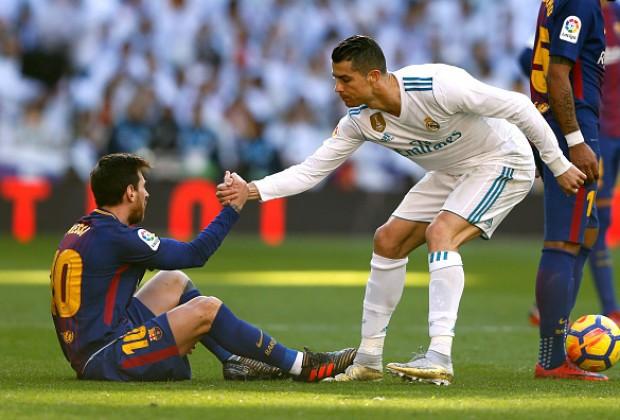 Ronaldo đi rồi, Messi ở với ai? - ảnh 3