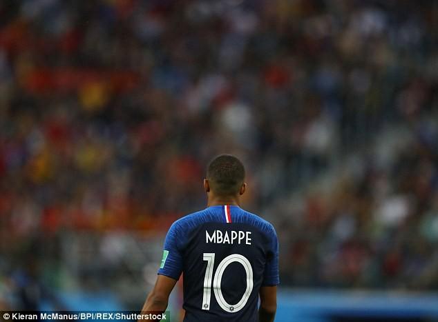 Mơ vô địch World Cup từ năm 6 tuổi và giấc mơ ấy của Mbappe đã sắp thành hiện thực - ảnh 7