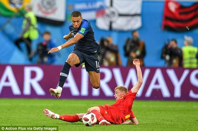 Mơ vô địch World Cup từ năm 6 tuổi và giấc mơ ấy của Mbappe đã sắp thành hiện thực - ảnh 2