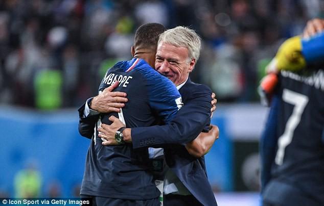 Mơ vô địch World Cup từ năm 6 tuổi và giấc mơ ấy của Mbappe đã sắp thành hiện thực - ảnh 4