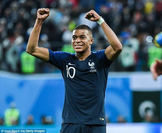 Mơ vô địch World Cup từ năm 6 tuổi và giấc mơ ấy của Mbappe đã sắp thành hiện thực - ảnh 1