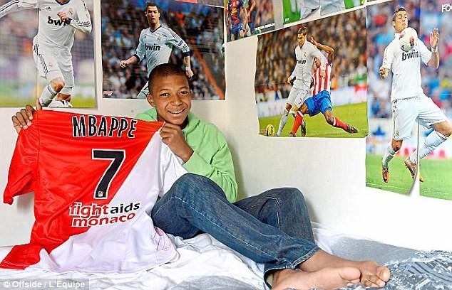 Mơ vô địch World Cup từ năm 6 tuổi và giấc mơ ấy của Mbappe đã sắp thành hiện thực - ảnh 3