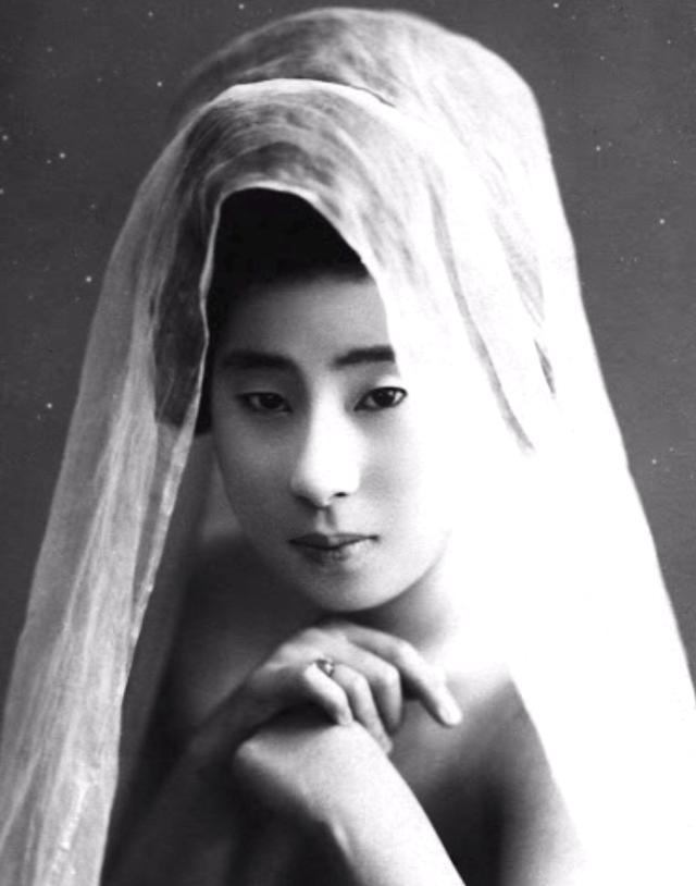 15 bức ảnh mặt mộc không son phấn của các nàng geisha thế kỷ 19 đẹp đến ngỡ ngàng làm bạn không thể rời mắt - ảnh 12