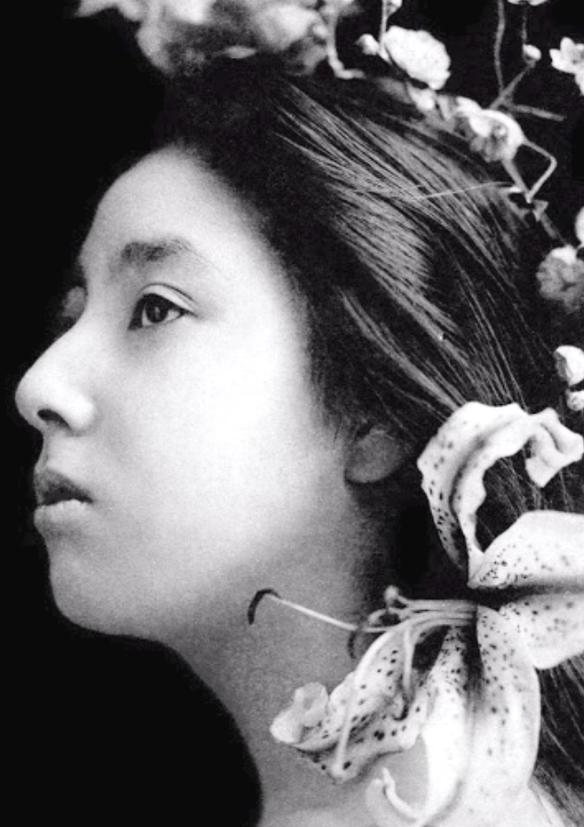 15 bức ảnh mặt mộc không son phấn của các nàng geisha thế kỷ 19 đẹp đến ngỡ ngàng làm bạn không thể rời mắt - ảnh 3
