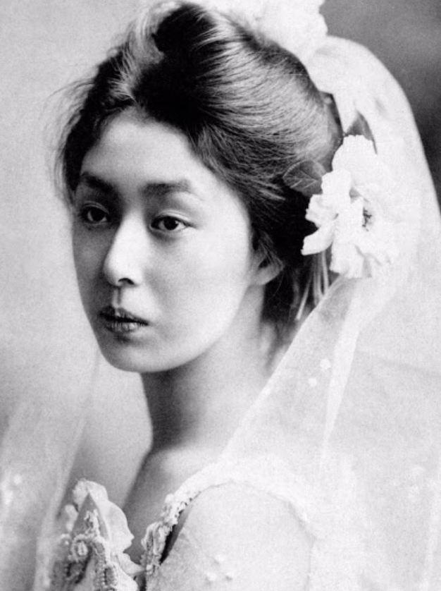 15 bức ảnh mặt mộc không son phấn của các nàng geisha thế kỷ 19 đẹp đến ngỡ ngàng làm bạn không thể rời mắt - ảnh 8