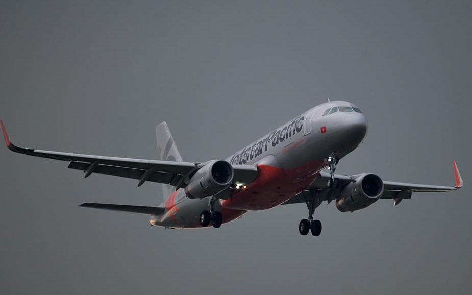 Thời tiết xấu ở Đà Lạt, máy bay phải hạ cánh chờ ở Cam Ranh