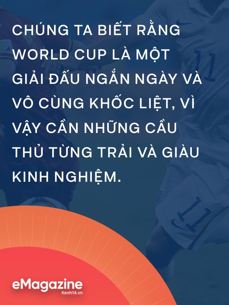 Tạm biệt World Cup 2018, và một bình minh mới đã mở ra… - Ảnh 3.