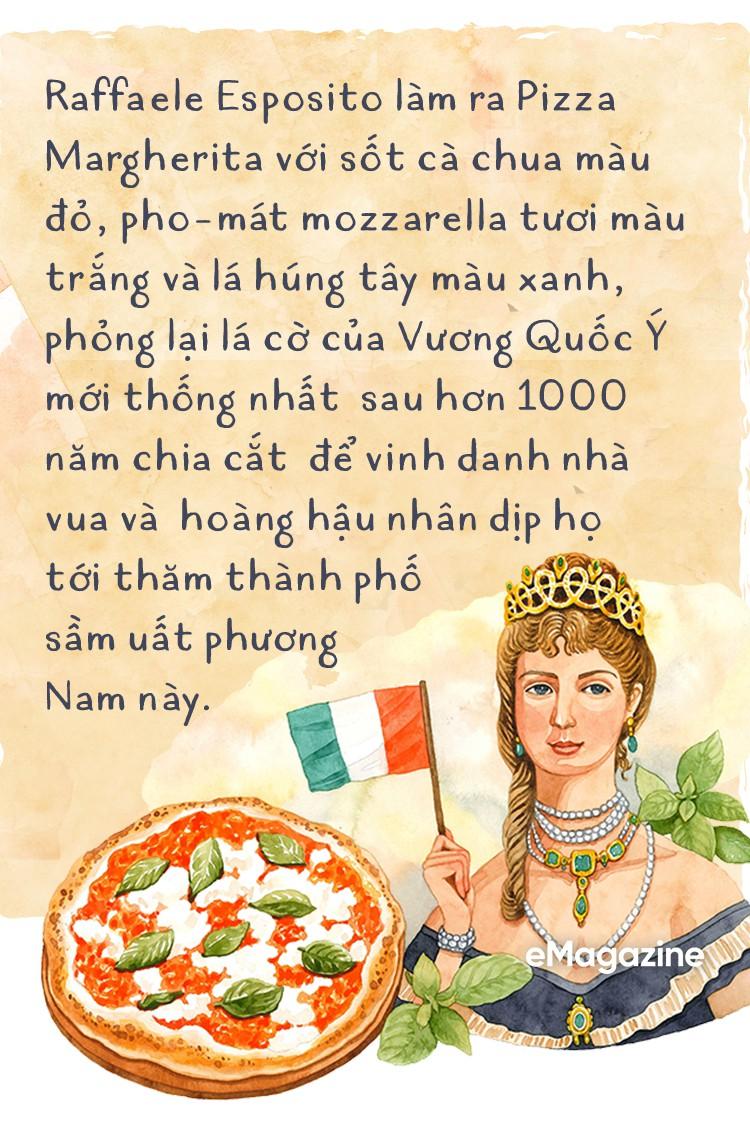 """Dù thế giới có đảo điên, người Ý vẫn chỉ có một """"Pizza"""" - thứ pizza được nướng từ lò củi - Ảnh 6."""