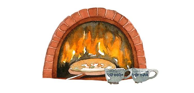 """Dù thế giới có đảo điên, người Ý vẫn chỉ có một """"Pizza"""" - thứ pizza được nướng từ lò củi - Ảnh 8."""