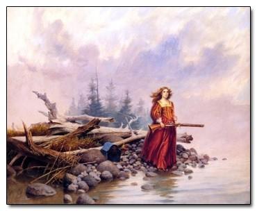 Những nữ Robinson Crusoe ngoài đời thực: Mạnh mẽ và phi thường hơn cả cánh đàn ông! - ảnh 1