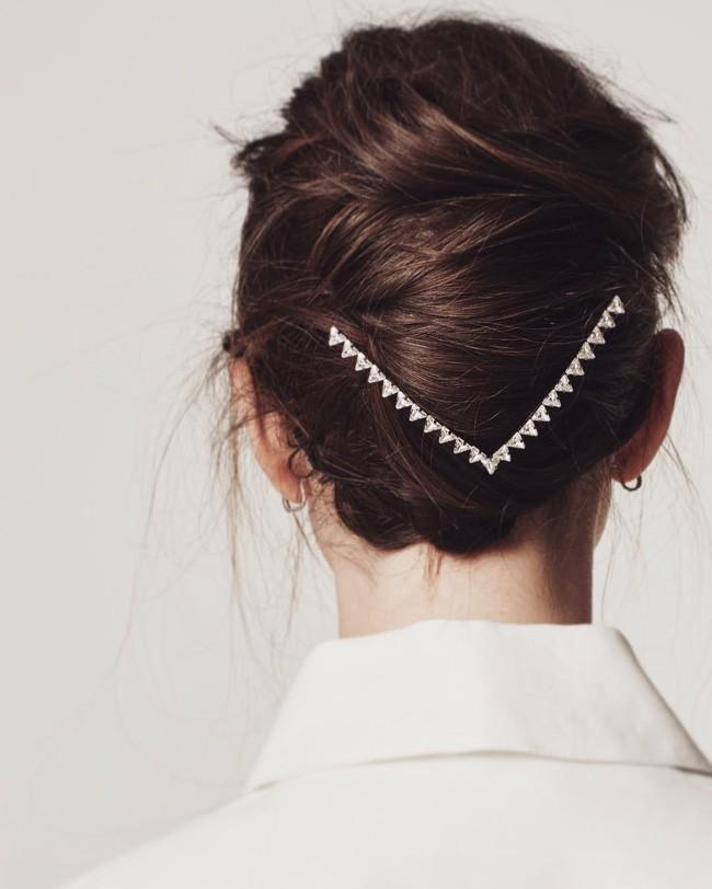 Có tới 13 kiểu tóc búi duyên dáng dành cho nàng tóc mỏng làm điệu mỗi ngày - Ảnh 10.