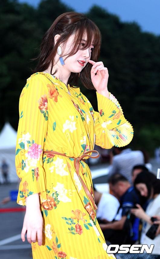 Goo Hye Sun giảm cân trong 1 tháng, lột xác ngoạn mục trên thảm đỏ - Ảnh 8