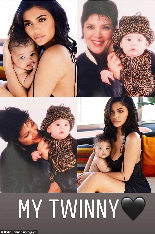 Kylie Jenner chia sẻ loạt ảnh đẹp lung linh bên con gái mừng sinh nhật tuổi 21 - Ảnh 3.