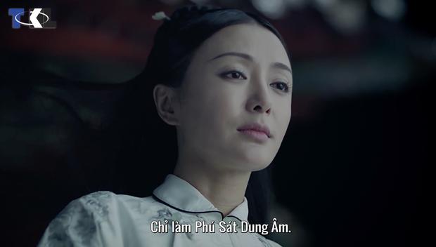 Phân cảnh không muốn xem nhất Diên Hi Công Lược đã xuất hiện, Phú Sát hoàng hậu nhảy lầu tự vẫn - ảnh 4