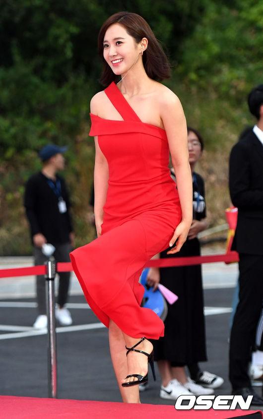 Goo Hye Sun giảm 10 kg trong 1 tháng, lột xác ngoạn mục trên thảm đỏ - Ảnh 10
