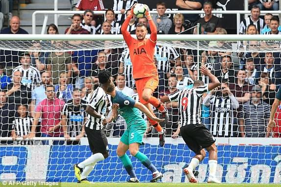 10 phút ghi 2 bàn, Tottenham khai màn Premier League 2018/19 hoàn hảo - ảnh 3