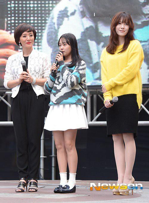 Giảm cân thành công nhưng Goo Hye Sun vẫn kém đẹp chỉ vì thói quen này khi diện váy ngắn - ảnh 10