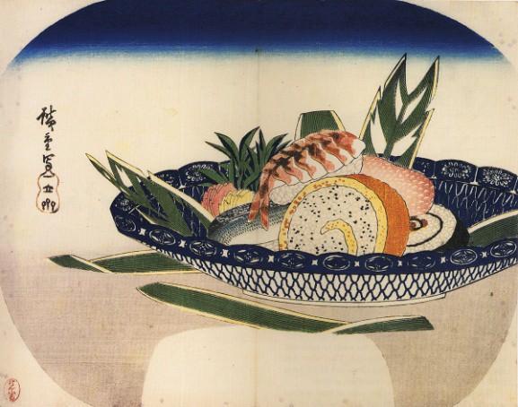 Nếu tưởng ý nghĩa ban đầu của món sushi là nguyên liệu tươi sống thì bạn đã LẦM thật rồi! - ảnh 4