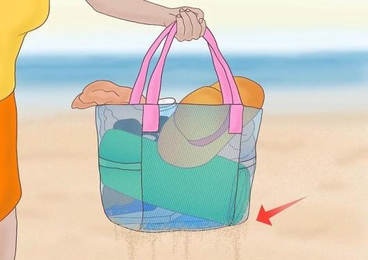 Lần nào đi biển về bạn cũng như mang cả tấn cát theo cùng mà chẳng hiểu vì sao, nắm nguyên tắc này để không còn phát bực - ảnh 4