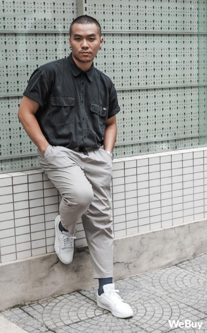 Sau 2 năm, mẫu giày thương hiệu Việt do 9x Đà Nẵng tự thiết kế & sản xuất đã thay đổi như thế nàoZZZ - ảnh 24