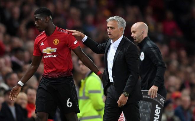 Pogba ngập ngừng hé lộ về quan hệ không mấy tốt đẹp với Mourinho - ảnh 2