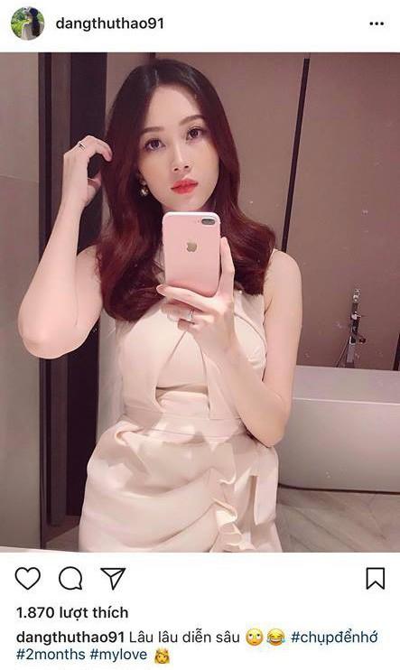 Sau 5 tháng, Hoa hậu Đặng Thu Thảo lần đầu hé lộ hình chụp cùng con gái đầu lòng - ảnh 2
