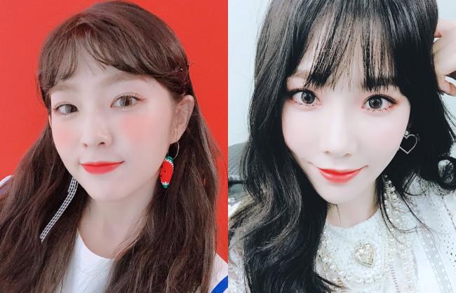 Loạt ảnh hack não nhất hôm nay: Taeyeon hay nữ thần Irene, đến netizen Hàn cũng khó lòng phân biệt - ảnh 5