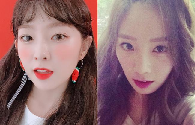 Loạt ảnh hack não nhất hôm nay: Taeyeon hay nữ thần Irene, đến netizen Hàn cũng khó lòng phân biệt - ảnh 4