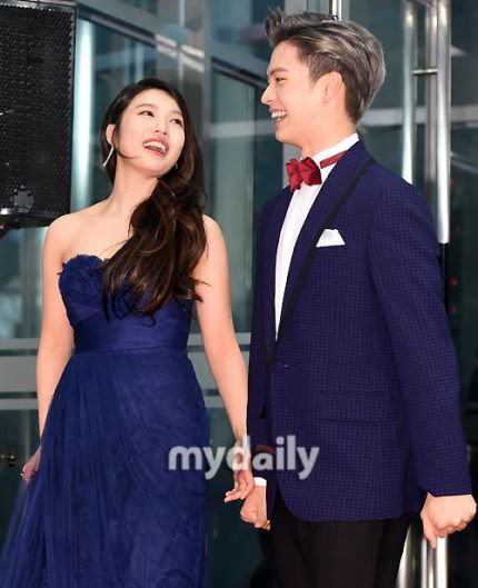 Vợ chồng Sungjae (BtoB) - Joy (Red Velvet): Chia tay 3 năm vẫn được nhà đài gán ghép nhiệt tình - ảnh 2