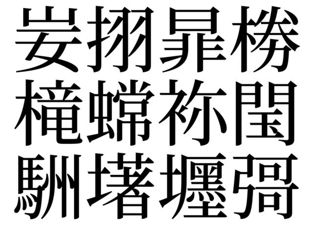 Lời giải đáp cho những ký tự ma vô cùng khó hiểu trong bảng mã Unicode - ảnh 1