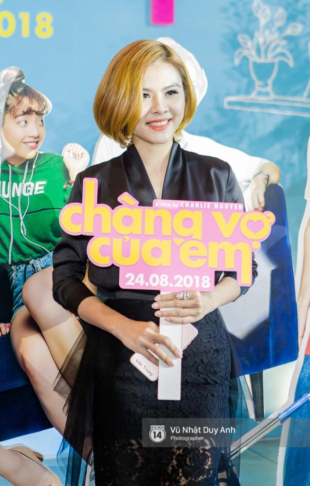 Chàng vợ Thái Hòa hóa soái ca, cạnh tranh nhan sắc với Hứa Vĩ Văn tại đêm ra mắt phim mới - ảnh 6