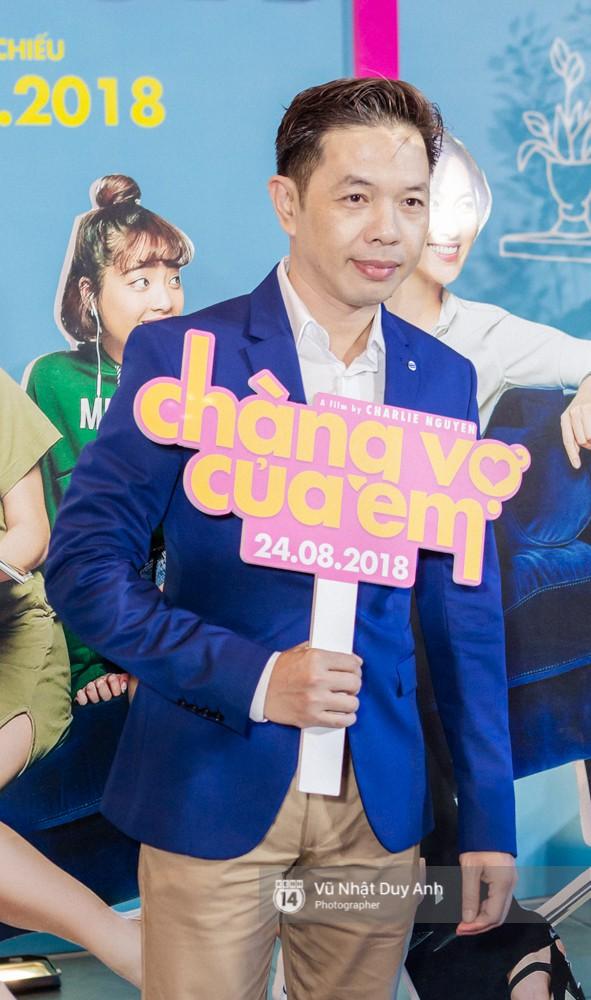 Chàng vợ Thái Hòa hóa soái ca, cạnh tranh nhan sắc với Hứa Vĩ Văn tại đêm ra mắt phim mới - ảnh 1