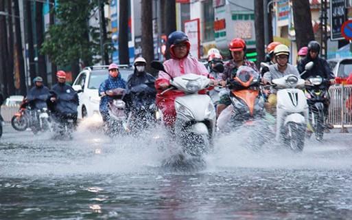 Bão số 4 đã suy yếu thành áp thấp nhiệt đới, Bắc Bộ, Bắc Trung Bộ tiếp tục mưa to