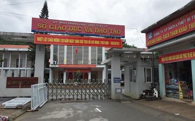 Khởi tố, cấm đi khỏi nơi cư trú đối tượng thứ 6 liên quan đến gian lận điểm thi THPT ở tỉnh Sơn La - ảnh 1