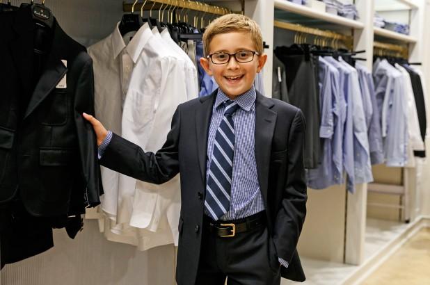 Mỹ: Các nhóc tì cấp 1, cấp 2 nhà có điều kiện thi nhau thuê stylist để mặc thật oách mùa Back To School - Ảnh 3.