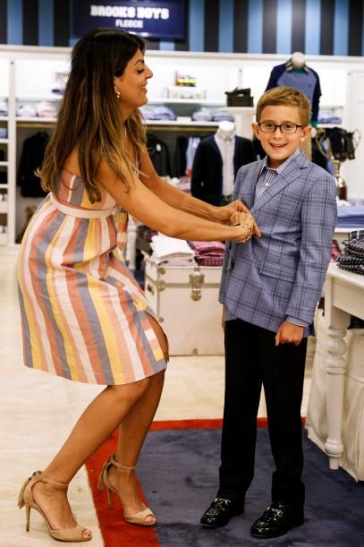 Mỹ: Các nhóc tì cấp 1, cấp 2 nhà có điều kiện thi nhau thuê stylist để mặc thật oách mùa Back To School - Ảnh 2.