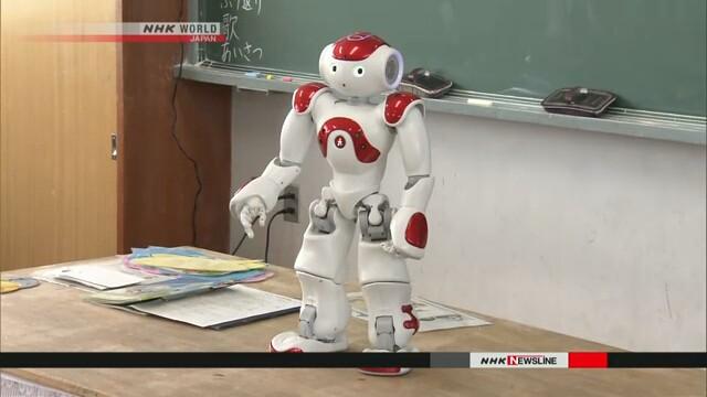 Đi trước nền giáo dục của thế giới, Nhật Bản sẽ dùng robot có trí tuệ nhân tạo để dạy tiếng Anh cho học sinh ở 500 trường học - Ảnh 1.