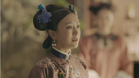 Diên Hi Công Lược: Ngụy Anh Lạc làm loạn nhưng hoàng hậu vẫn bảo vệ - Ảnh 1.