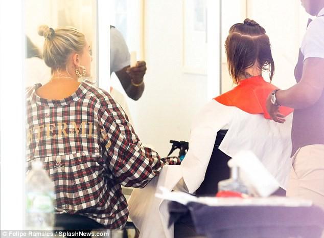 Justin Bieber đã nghe lời Hailey đi cắt tóc, phải chăng đây là lý do anh chàng ôm mặt khóc giữa phố hôm trước đó? - Ảnh 5.