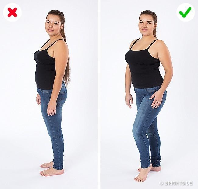 10 bí kíp tạo dáng chụp ảnh sống ảo bao thon thả dành cho các nàng béo - Ảnh 17.