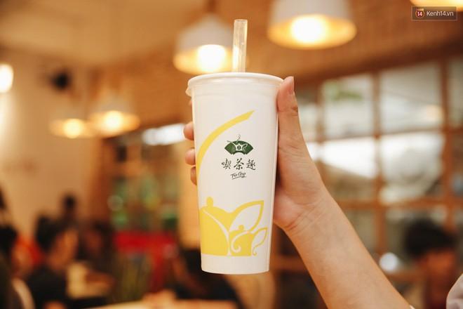 Chẳng cần sang Đài Loan, Sài Gòn cũng có cả thiên đường các món ăn vặt nổi tiếng của xứ này để bạn khám phá - Ảnh 13.