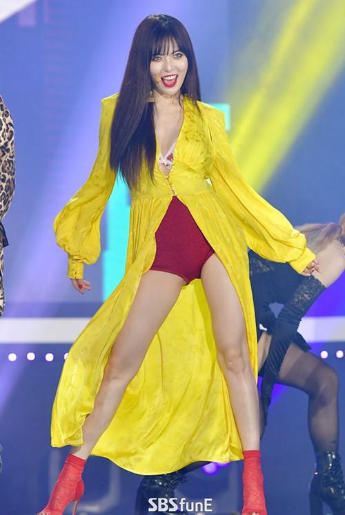 Từng là nữ nghệ sĩ solo số 1 Kpop, sự nghiệp HyunA xuống dốc thế nào trước khi bị đuổi cổ khỏi Cube? - Ảnh 1.