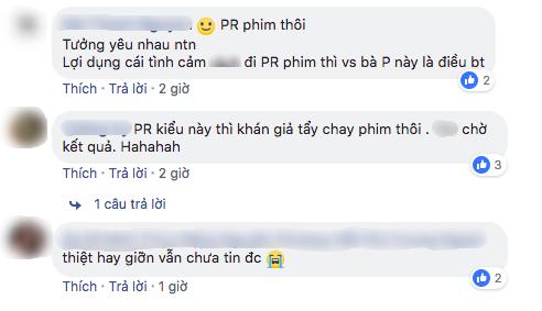 """Dư luận đặt nghi vấn clip An Nguy khóc thừa nhận chuyện tình cảm với Kiều Minh Tuấn là """"chiêu quảng bá phim"""" - Ảnh 5."""