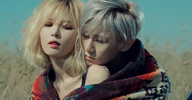 Cùng đi show thực tế, Hyuna tương tác với bạn trai tin đồn và người yêu hiện tại như thế nào? - Ảnh 2.